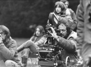 Stanley Kubrick : Barry Lyndon (1975) - Behind the Scenes photos