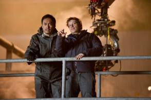 Godzilla (2014) - Behind the Scenes photos