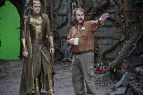 The Hobbit: The Battle of the Five Armies (2014) - Behind the Scenes photos