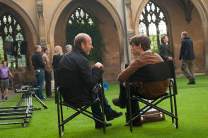 The Theory of Everything (2014) - Behind the Scenes photos