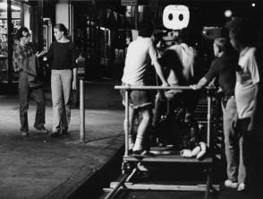 Filming Manhattan (1979) - Behind the Scenes photos