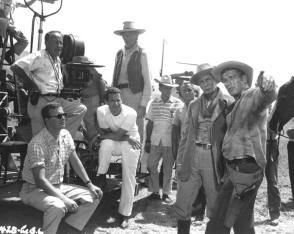 The Left Handed Gun (1958) - Behind the Scenes photos