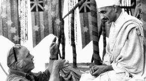 Richard & Ben : Gandhi (1982) - Behind the Scenes photos