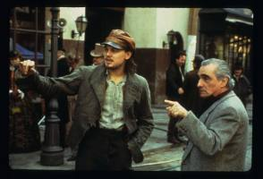 Gangs of New York (2002) - Behind the Scenes photos