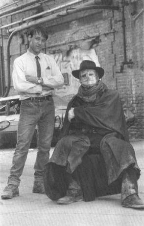 Sam & Liam : Darkman (1990) - Behind the Scenes photos