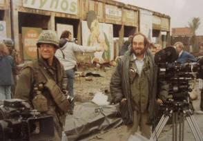 Matthew & Stanley : Full Metal Jacket (1987) - Behind the Scenes photos