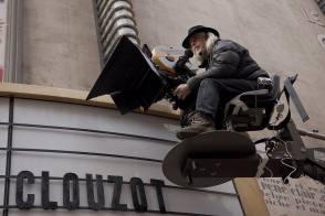 Filming Inglourious Basterds (2009)