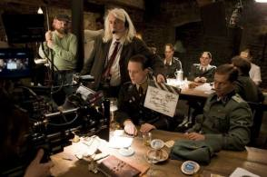On Location : Inglourious Basterds (2009) - Behind the Scenes photos