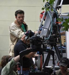 On the Set of Gone Baby Gone (2007) - Behind the Scenes photos