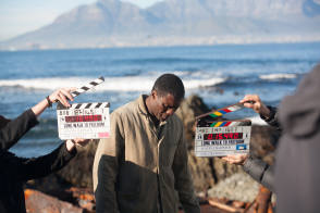 Mandela: Long Walk to Freedom (2013) - Behind the Scenes photos