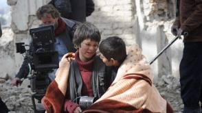 Filming Buzkashi Boys (2012)