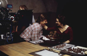 Chocolat (2000) - Behind the Scenes photos