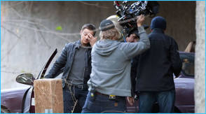 Filming The Bourne Legacy (2012) - Behind the Scenes photos