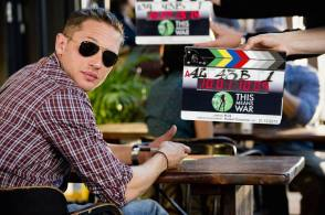 This Means War (2012) - Behind the Scenes photos