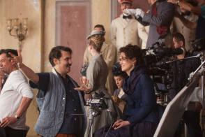 On the Set of the Film Anna Karenina (2012)