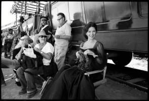Catherine Zeta Jones in The Mask of Zorro (2010) - Behind the Scenes photos
