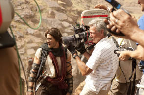 Prince of Persia: The Sands of Time (2010) - Behind the Scenes photos