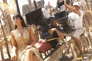 Filming Prince of Persia: The Sands of Time (2010) - Behind the Scenes photos