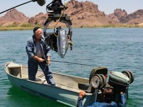 Piranha 3D (2010) - Behind the Scenes photos