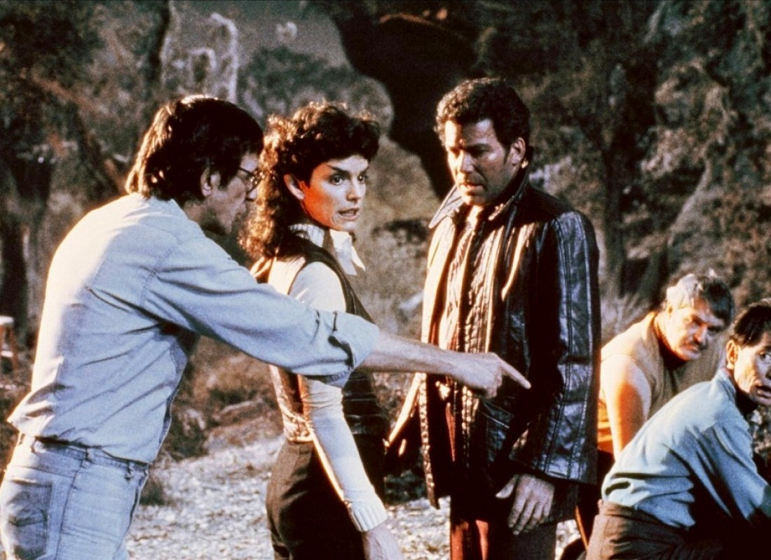 Star Trek III: The Search for Spock (1984) Behind the Scenes