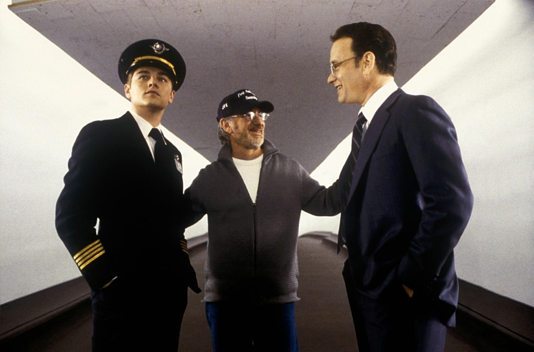Catch Me If You Can Behind the Scenes Photos & Tech Specs