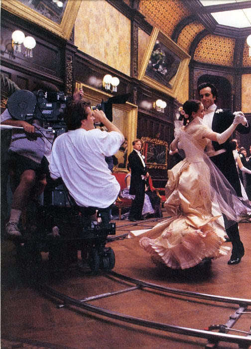 The Age of Innocence (1993) Behind the Scenes