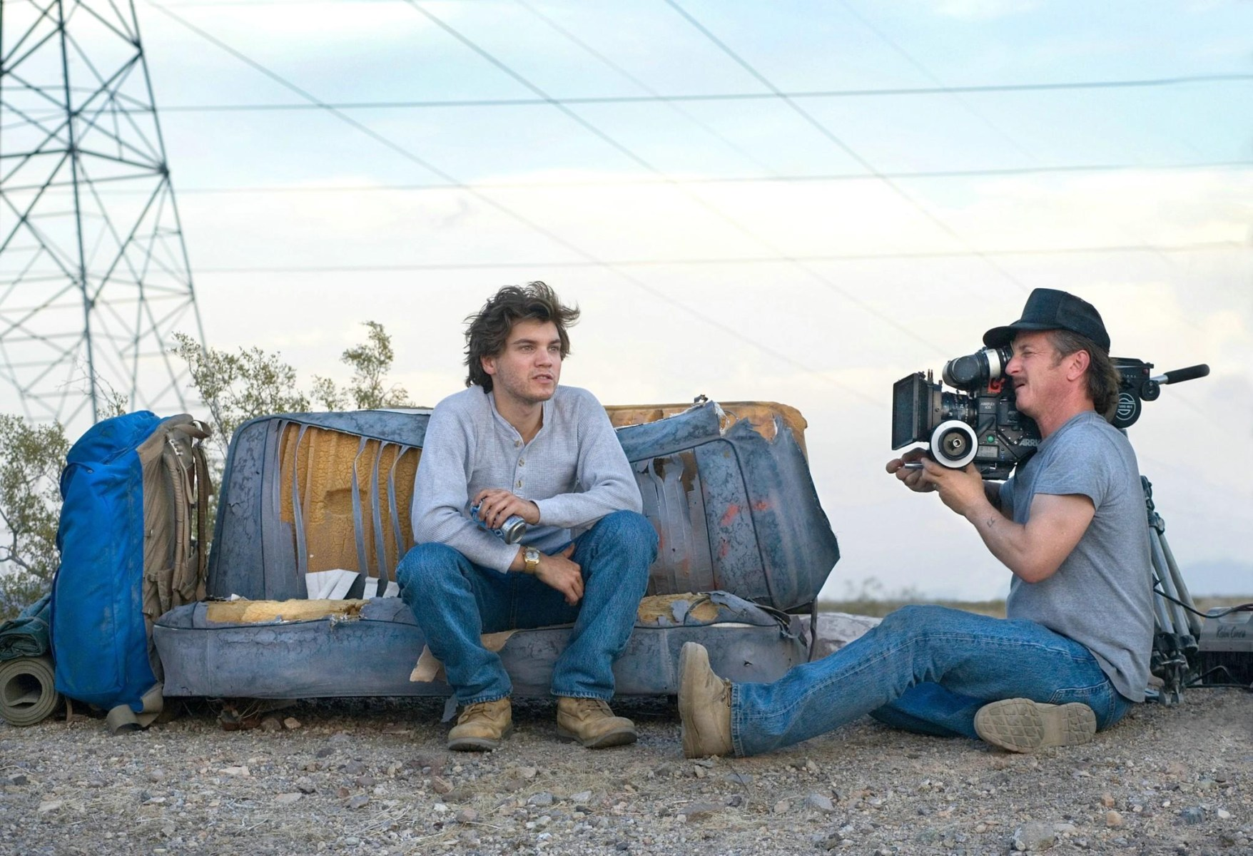 Into the Wild Behind the Scenes Photos & Tech Specs