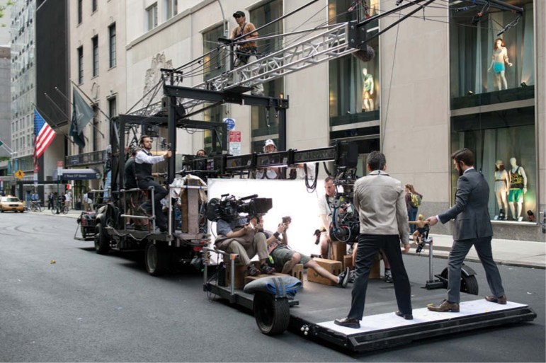 The Secret Life of Walter Mitty Behind the Scenes Photos & Tech Specs