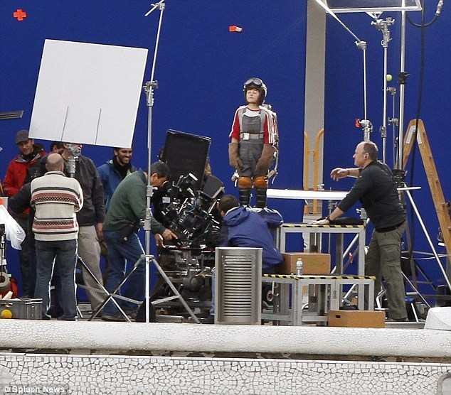 Tomorrowland Behind the Scenes Photos & Tech Specs