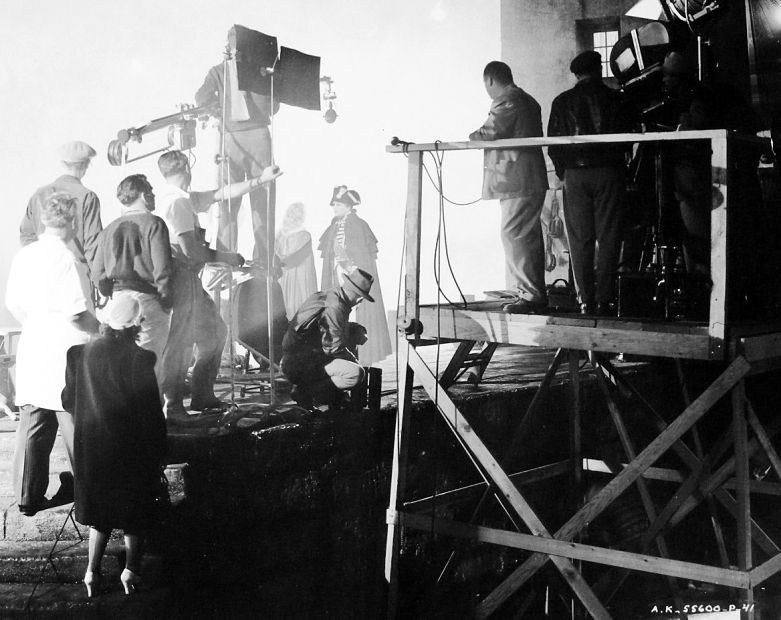 That Hamilton Woman (1941) Behind the Scenes