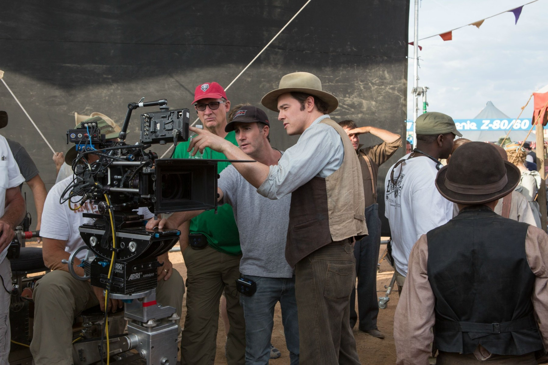 A Million Ways to Die in the West Behind the Scenes Photos & Tech Specs