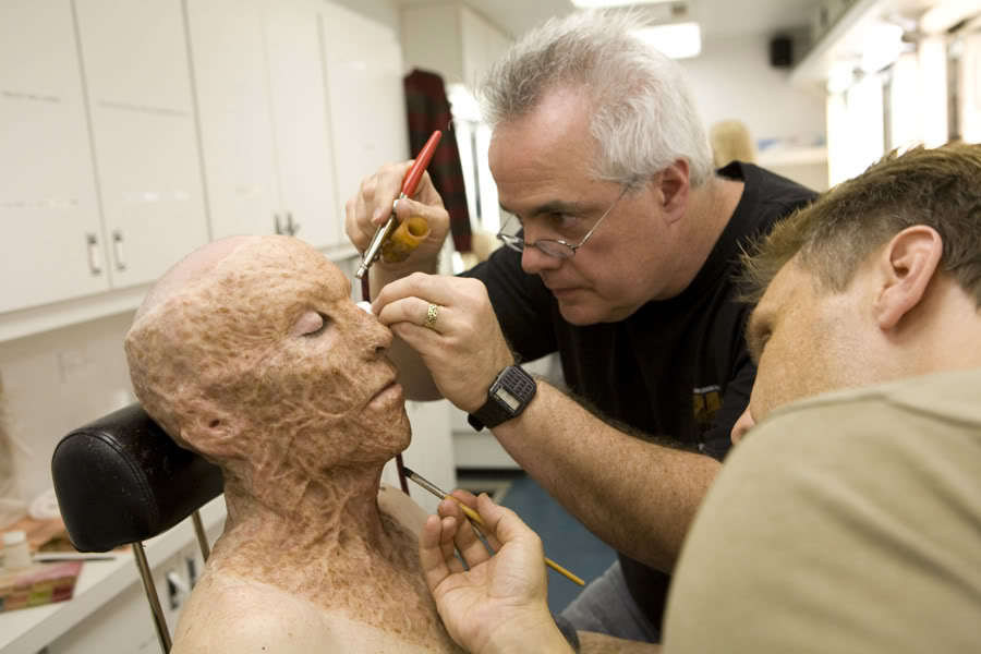 A Nightmare on Elm Street Behind the Scenes Photos & Tech Specs