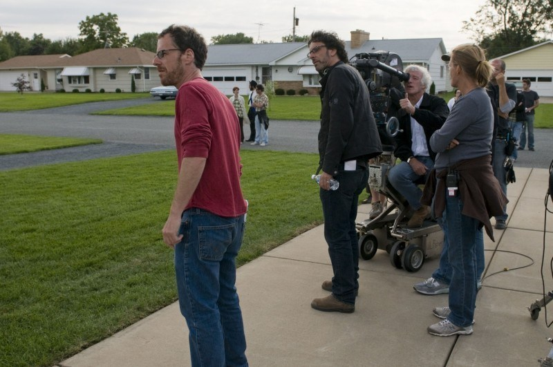A Serious Man Behind the Scenes Photos & Tech Specs