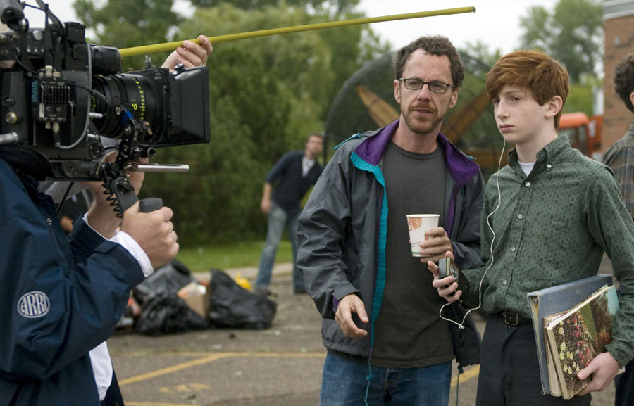 Ethan & Aaron : A Serious Man (2009) Behind the Scenes
