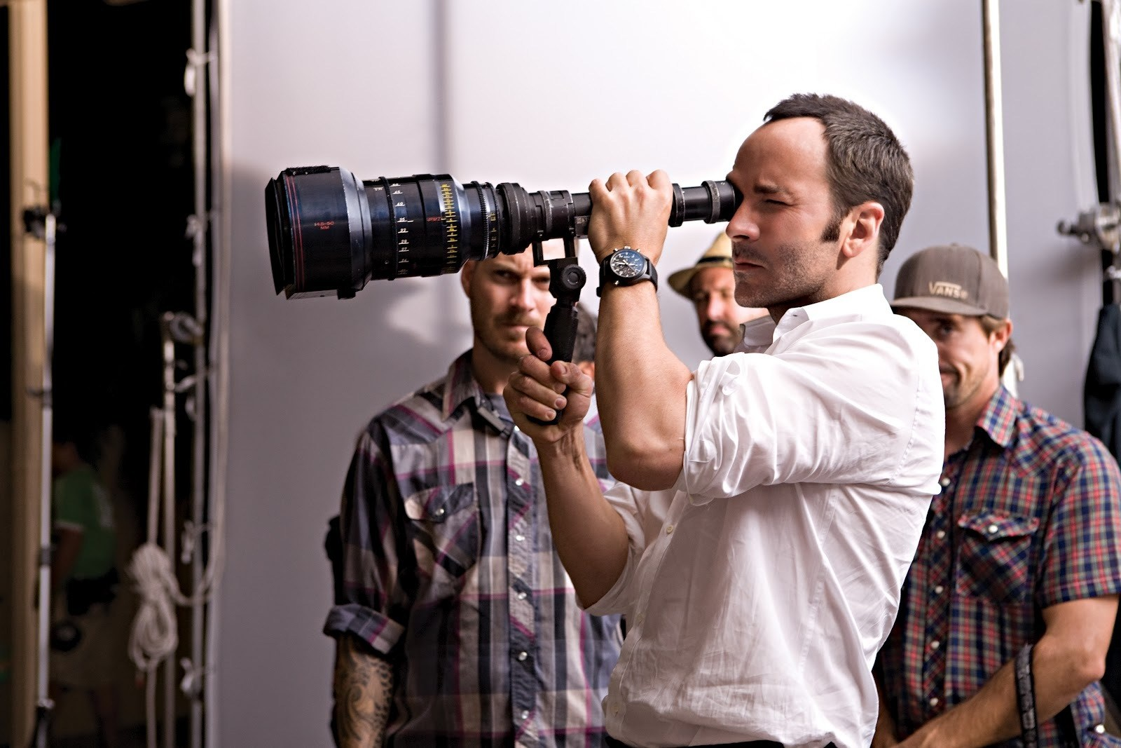 Tom Ford : A Single Man (2009) Behind the Scenes