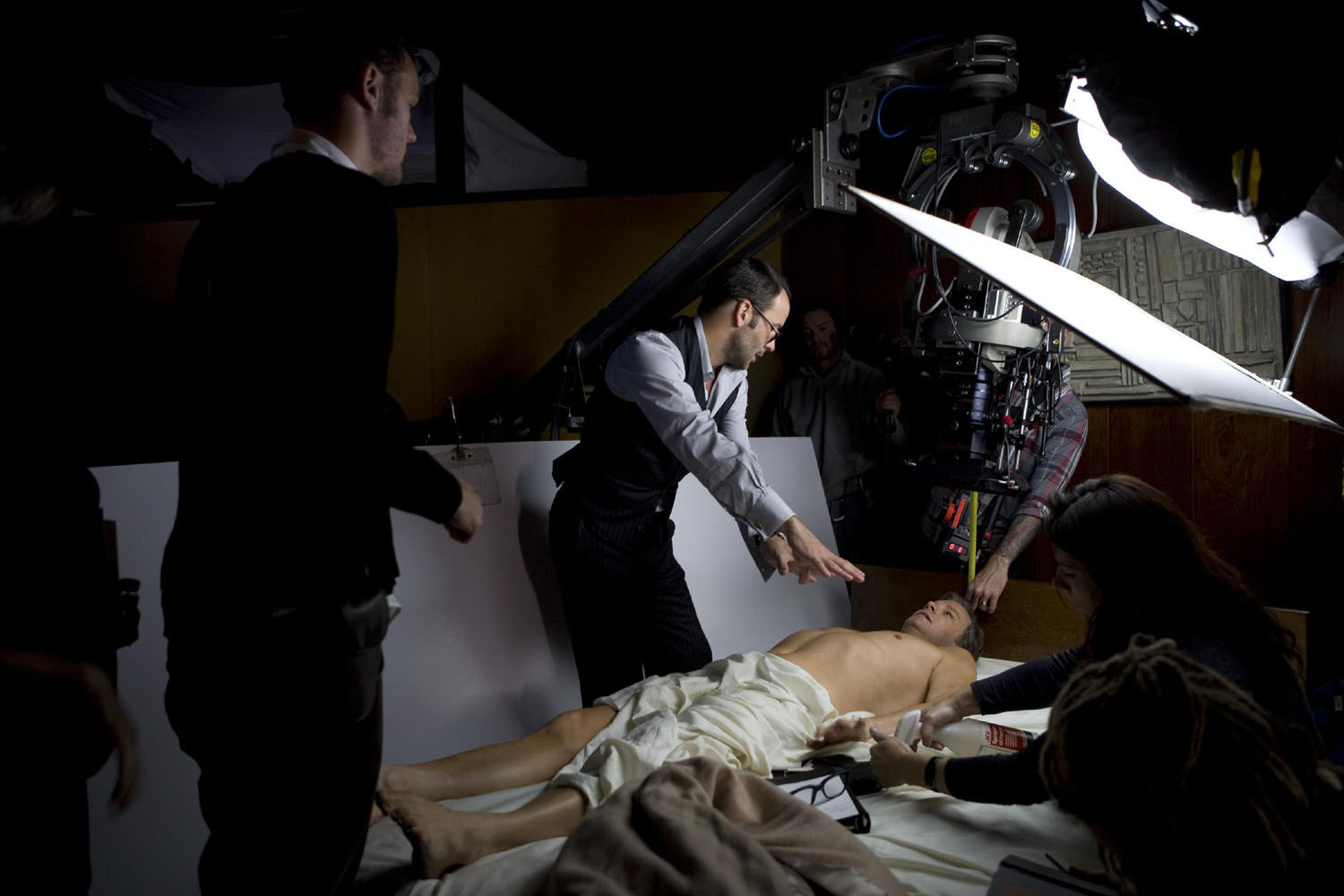 A Single Man Behind the Scenes Photos & Tech Specs
