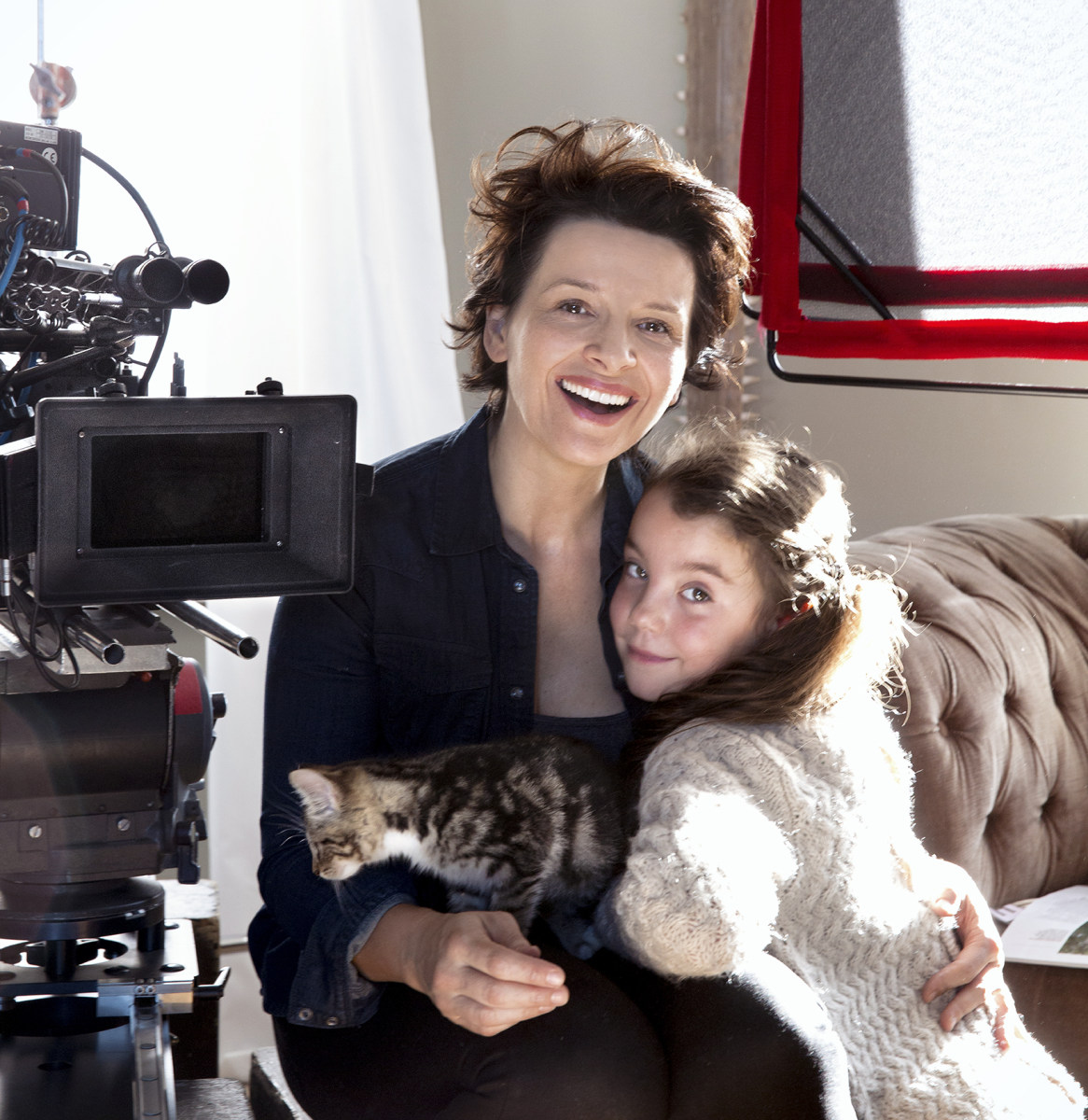 Juliette & Chloe : A Thousand Times Good Night (2013) Behind the Scenes