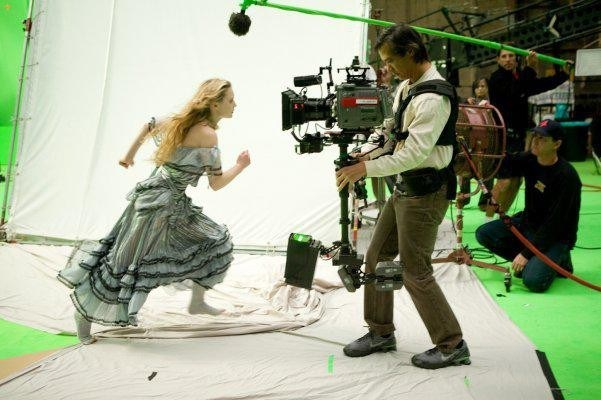 Alice in Wonderland (2010) Behind the Scenes