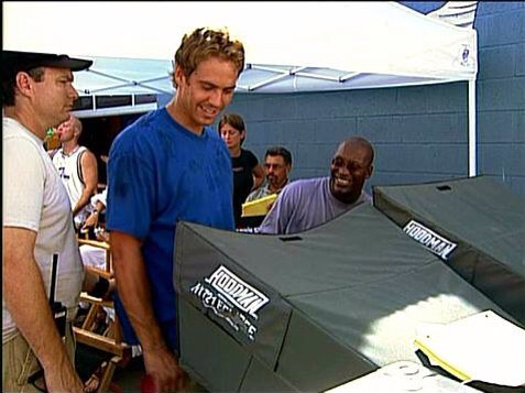 2 Fast 2 Furious Behind the Scenes Photos & Tech Specs