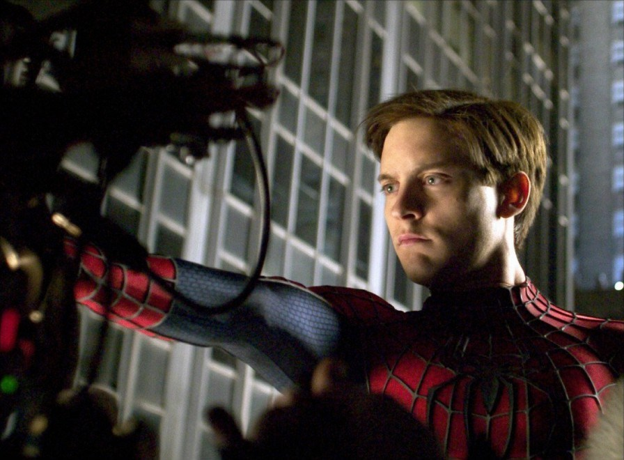 Tobey Maguire : Spider-Man 2 (2004) Behind the Scenes