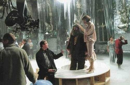 Harry Potter and the Goblet of Fire Behind the Scenes Photos & Tech Specs