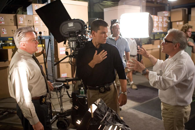 The Departed Behind the Scenes Photos & Tech Specs