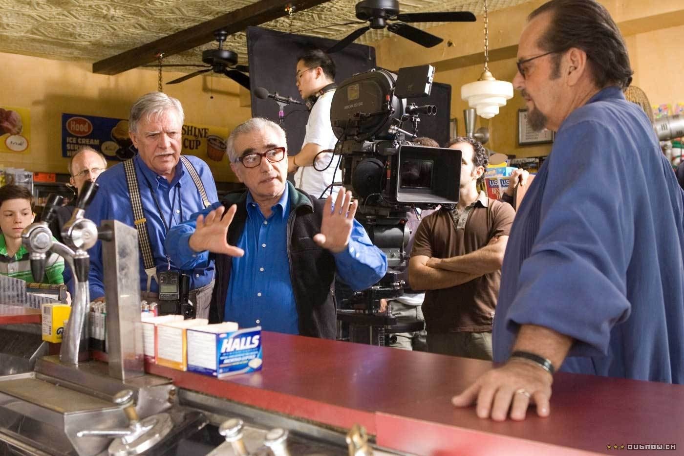 The Departed (2006) Behind the Scenes