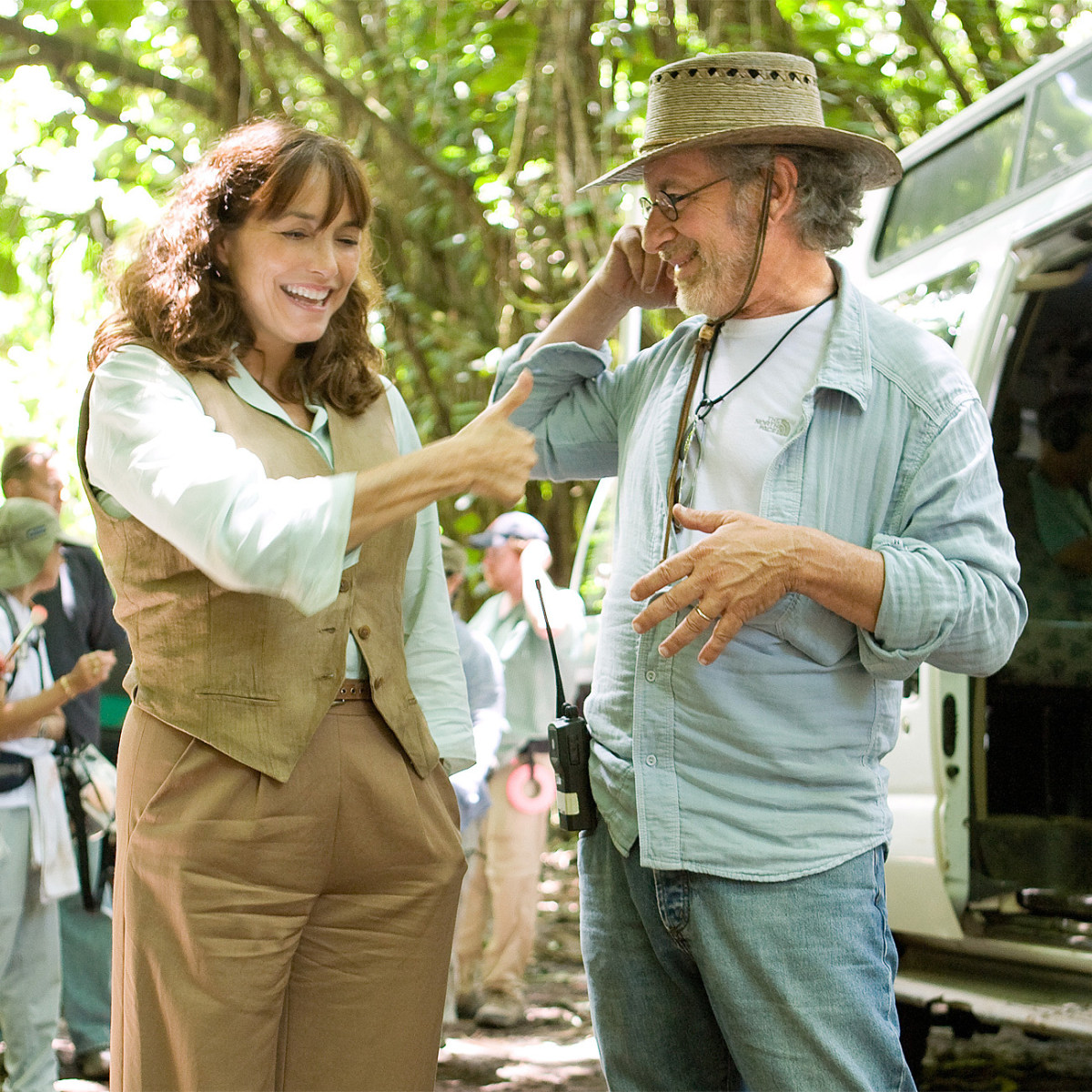 Indiana Jones and the Kingdom of the Crystal Skull (2008) Behind the Scenes