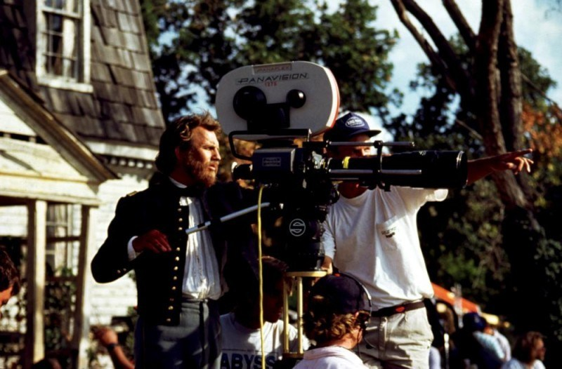 Dances with Wolves Behind the Scenes Photos & Tech Specs