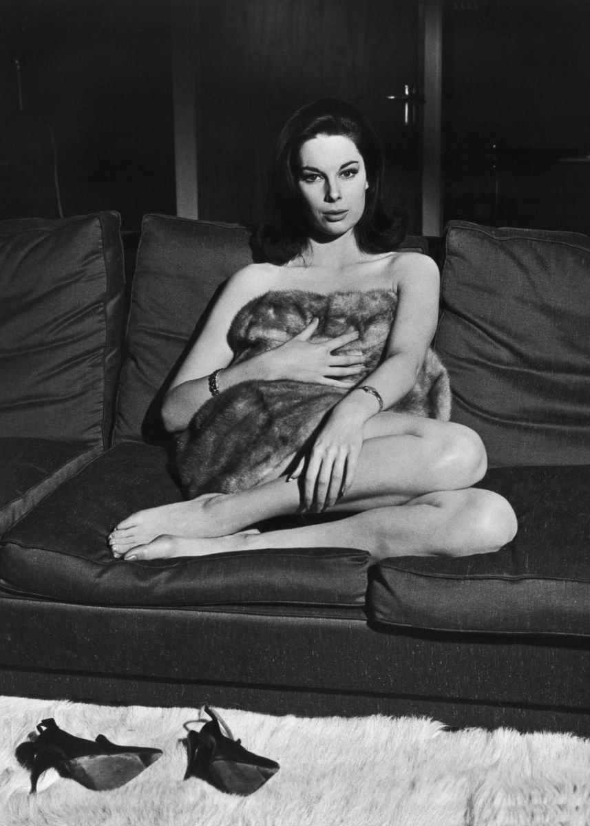 Tracy Reed in Dr. Strangelove (1963) Behind the Scenes