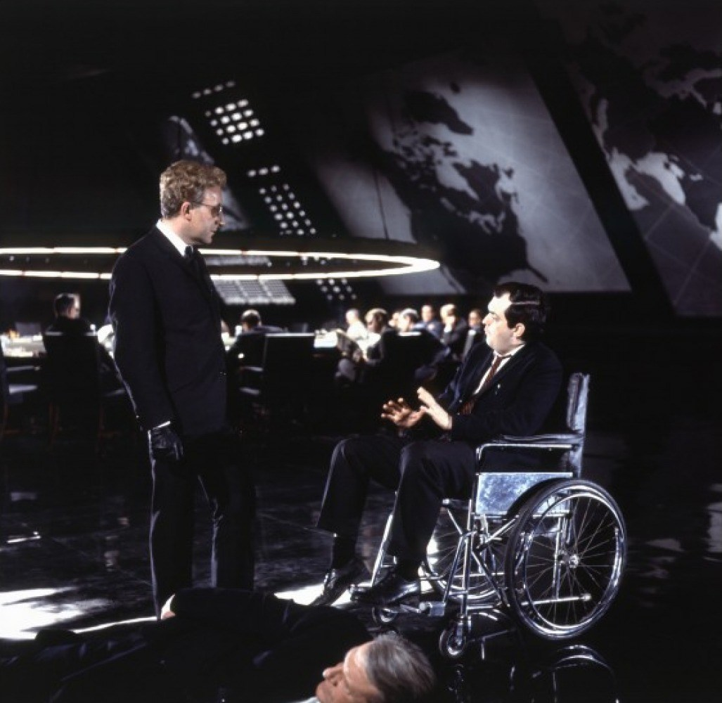 Dr. Strangelove or: How I Learned to Stop Worrying and Love the Bomb Behind the Scenes Photos & Tech Specs