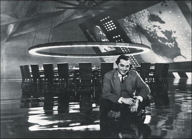 Ken Adam : Dr. Strangelove (1964) Behind the Scenes
