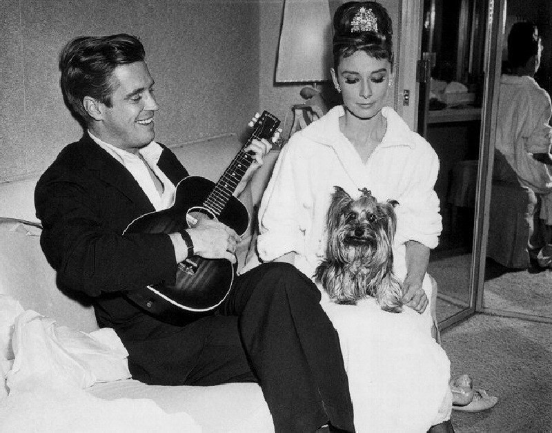 Fun on the Set : Breakfast at Tiffany's (1961) Behind the Scenes