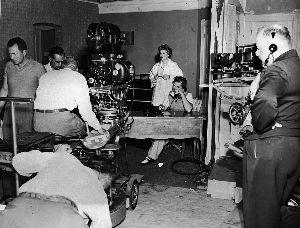 I Love Lucy (1951) Behind the Scenes